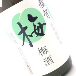 雑賀 にごり梅酒 1800ml
