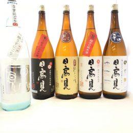 日高見 弥助 純米吟醸 1800ml