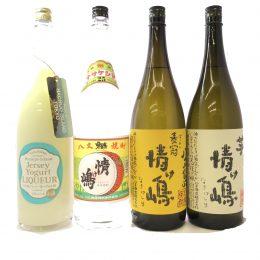 八丈島ジャ-ジヨ-グルト酒