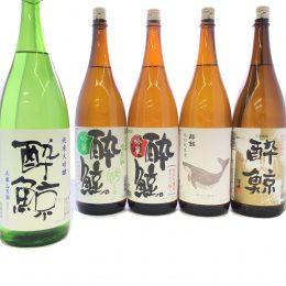酔鯨 特別純米酒 1800ml