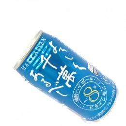 八海山  よろしく千萬あるべし 焼酎ハイボール ドライレモン