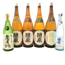 玉泉堂酒造株式会社 | 醴泉