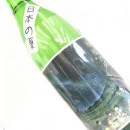 明鏡止水 日本の夏 純米酒